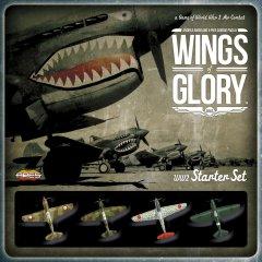 Copertina di Wings of Glory: WW2 Starter Set