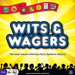 Copertina di Wits & Wagers
