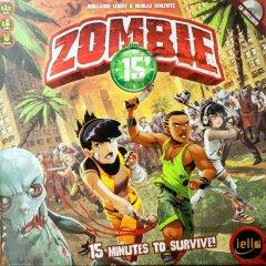 Zombie 15' copertina