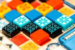 Gli azulejos, da cui il nome del gioco