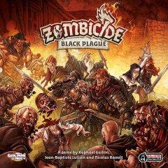 zombicide black plague copertina