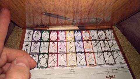13 indizi foglio personale