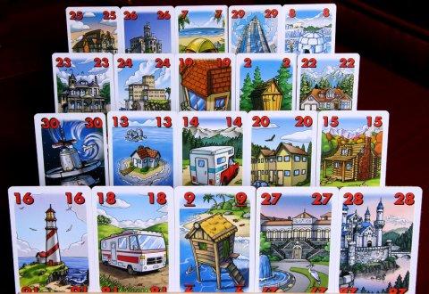 Carte in mostra per For Sale