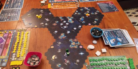 Setup Galactic Era