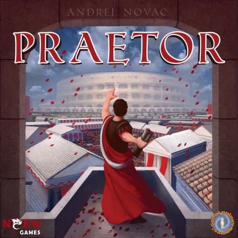 Praetor: copertina