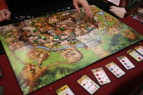 Stronghold, partita ad Essen 2009