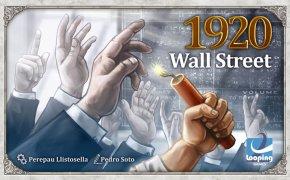 Copertina del gioco 1920: Wall Street