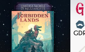 Forbidden Lands RPG: Sword & Sorcery made in Sweden | La libreria mobile di mezzanotte #19
