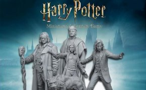 Harry Potter Miniatures Adventure Game, il videotutorial