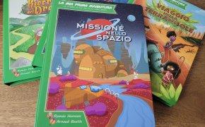 Missione nello Spazio Librogame