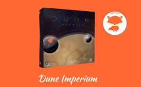 Dune Imperium: unboxing e ambientazione