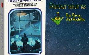 Da soli o in compagnia: Deep Space D-6 - un gioco di sopravvivenza spaziale