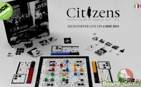 Su Kickstarter: Citizens United States of America 1920 – 1933