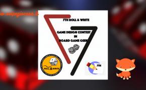 7th BGG Roll & Write contest: alcuni titoli finiti sul podio
