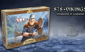 878: Vikings - Invasions of England: anteprima Essen 2017
