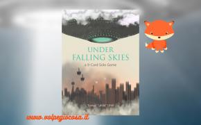 Under Falling Skies – 9 cards: la versione print & play