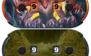 Aeon's End: ruote numerate