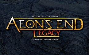 Aeon's End Legacy: copertina