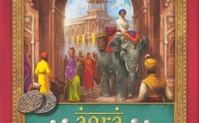 Agra: copertina