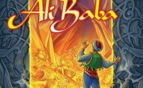 Ali babà copertina