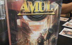 Amul copertina