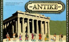 Antike, un gioco da tavolo di Mac Gerdts