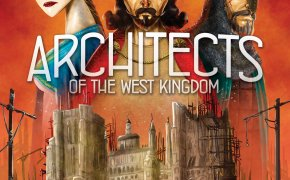 Architects of the West Kingdom: copertina