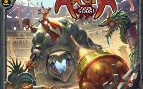 Arena: For the Gods! copertina