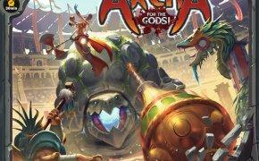 Arena: For the Gods! copertina