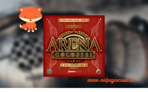 Arena Colossei: Ludi Gladiatorii – il nuovo Kickstarter da Top Hat Games