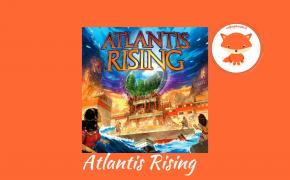Atlantis Rising: l'unboxing