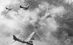 Bombardieri americani, 17 Agosto 1943