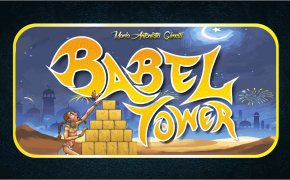 logo babel tower