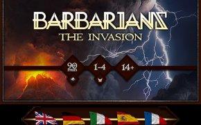 Barbarians su Kickstarter