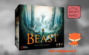 Beast: il Kickstarter in Italia con Little Rocket Games
