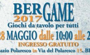 BerGame 2017: 27-28 marzo a Bergamo, giochi da tavolo per tutti