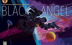 Black Angel: copertina