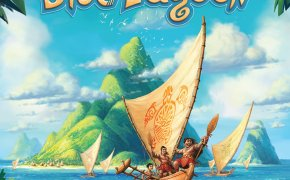 Blue Lagoon: copertina