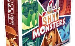 [I Filler] Shy Monsters