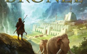 Bronze: copertina