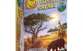 Carcassonne safari scatola