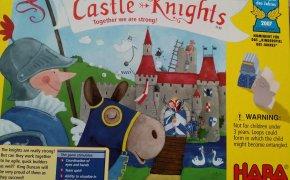 Castle Knights: copertina