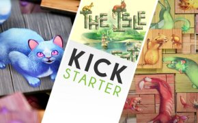 The Isle of Cats – 50 libbre di gatti in salsa di tile