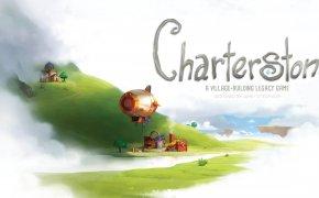 Charterstone: copertina