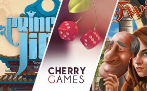 Cherry Games #8: Princess Jing + Verona Twist