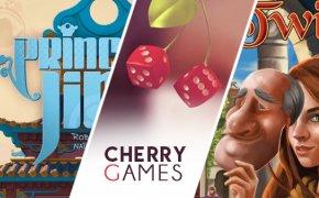 Cherry Games #8: Princess Jing + Verona Twist