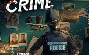 Chronicles of Crime: copertina