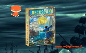 Deckscape – Ciurma vs Ciurma: una escape room competitiva