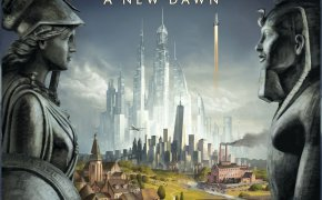 Civilization, a New Dawn: copertina