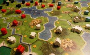 Clans of Caledonia: partita